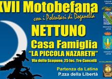 Motobefana della Solidarietà: i motociclisti si uniscono per beneficenza