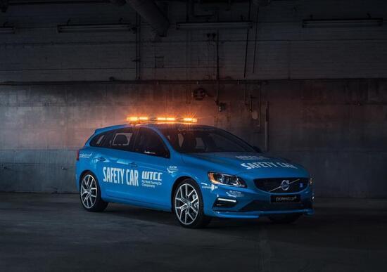 WTCC: la safety car è la Volvo V60 Polestar