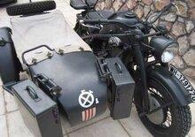 La moto in divisa: alla mostra scambio di Novegro