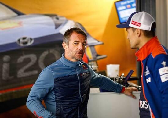 WRC 2019, clamoroso Loeb: due anni con Hyundai