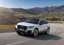 Audi SQ2, SUV compatto al peperoncino