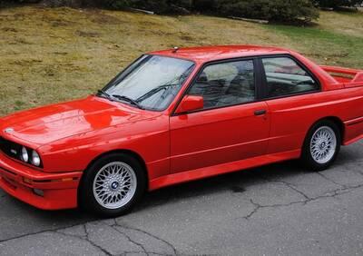 M3 2.3L Coupe d'epoca del 1988 a Bassano del Grappa
