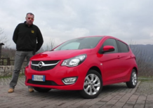Opel Karl | test drive #AMboxing