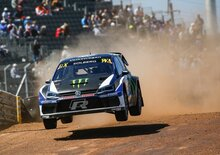 WRX-18. Mondiale Rallycross alle corde: ritiro anche per il PSRX di Solberg e Kristoffersson