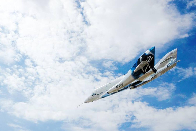 Virgin Galactic: il volo di SpaceShipTwo apre le porte al turismo spaziale