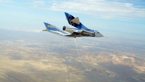 Virgin Galactic: il volo di SpaceShipTwo apre le porte al turismo spaziale (9)