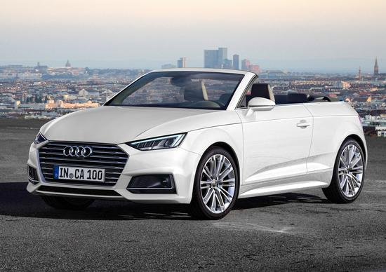 Audi A1, la prossima generazione potrebbe essere anche Cabrio