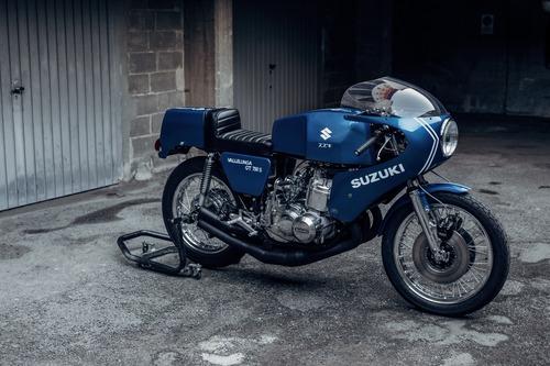 Suzuki GT 750 S Vallelunga: il restauro della supersportiva anni '70