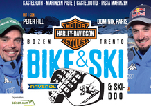 Harley-Davidson Bolzano: Bike & Ski Night Race