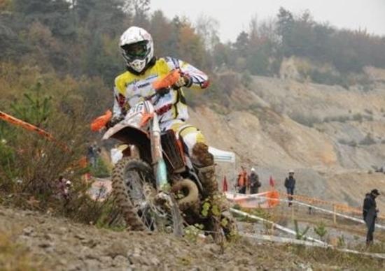 Si è chiuso a Priero il trofeo KTM Enduro