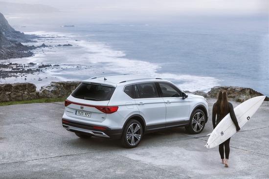 Il nuovo SUV della Casa spagnola: Seat Tarraco 2019