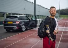 """Jaguar Land Rover: ecco la portiera automatica """"Mobility"""""""