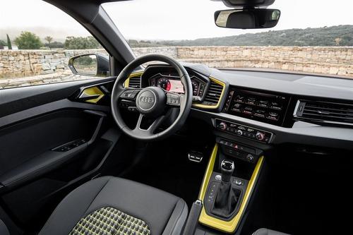 Audi A1 Sportback: i nuovi motori 35 e 40 TFSI (9)