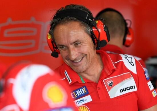 Ducati MotoGP. E' morto Silvio Sangalli