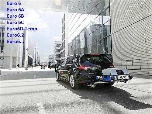 Auto Euro6: A, B, C o D. Quali sono le differenze?