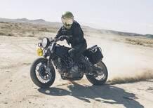Ducati 900SS: una special pensata per il fango da El Solitario