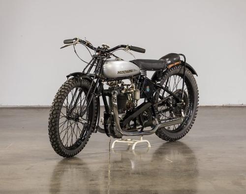 Husqvarna Model 30 A del 1929: all'asta un esemplare unico