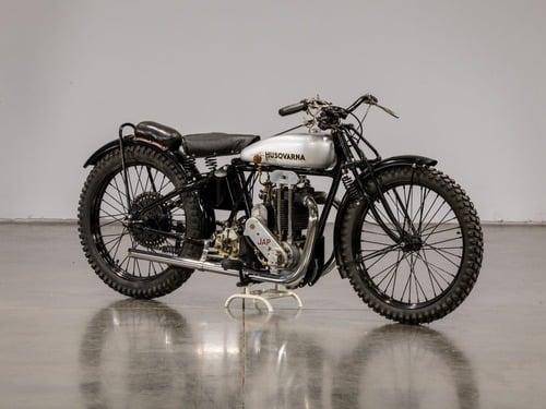 Husqvarna Model 30 A del 1929: all'asta un esemplare unico (3)