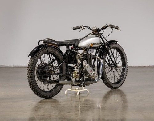 Husqvarna Model 30 A del 1929: all'asta un esemplare unico (4)