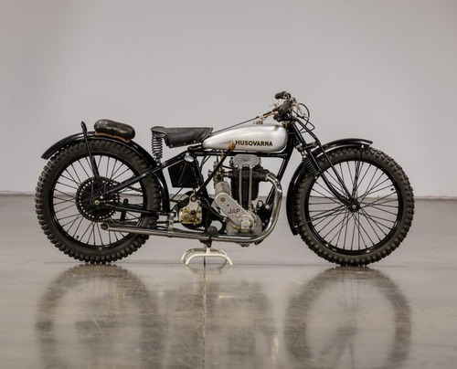 Husqvarna Model 30 A del 1929: all'asta un esemplare unico (8)