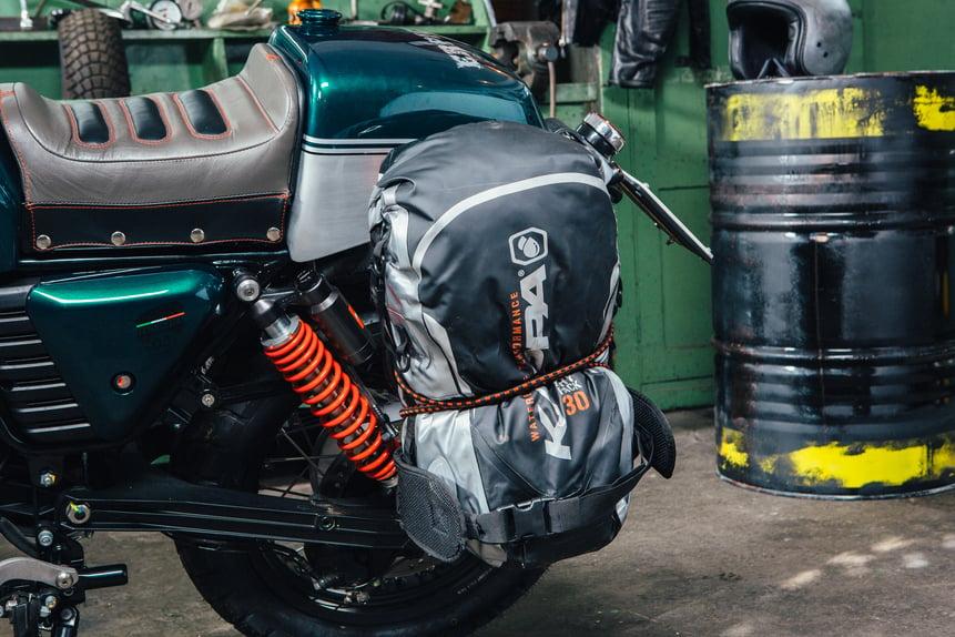 Le Moto Guzzi di Lord Of The Bikes in mostra Motoplex (5)
