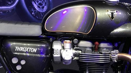 """Triumph lancia una nuova serie con la Thruxton R """"TFC"""" (5)"""