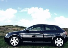 Cristiano Ronaldo vende la sua Audi S3