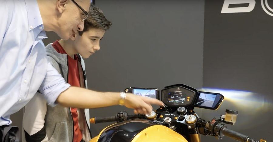 Apprezzate da tutti le funzionalità offerte dal progetto Smart Ride