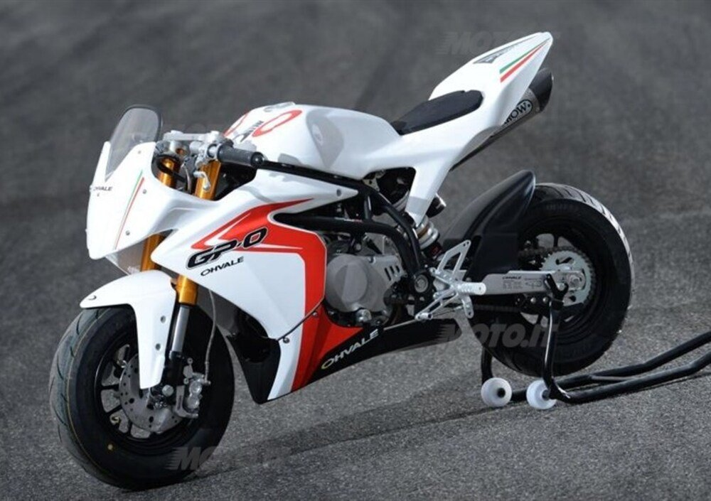 Ohvale GP-0 110 4 speed (2016 - 18) (4)