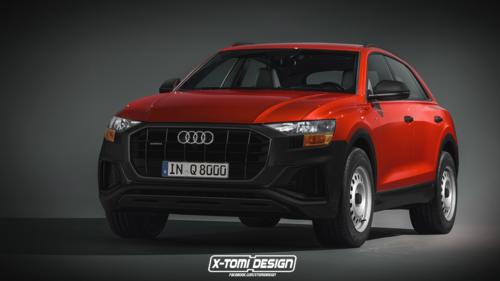 Base spec: Berline, Crossover e SUV con il tuning estetico minimalista (5)