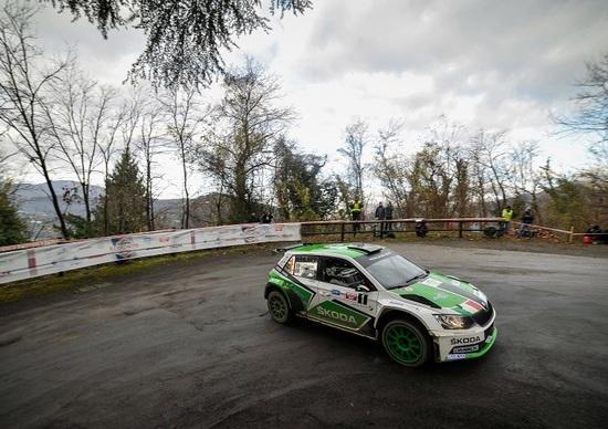 Rally Ciocchetto… Finale Salotto per scambiarsi gli auguri