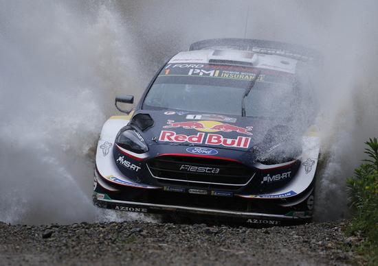 WRC18... Buon Natale, Buon Anno Nuovo WRC