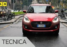 Suzuki Swift 1.2 Hybrid Top: i vantaggi di un ibrido semplice [video]