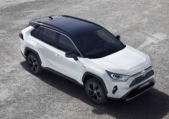 Toyota Rav4 2019, niente diesel solo ibrido. Ecco i prezzi