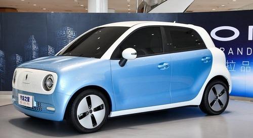 Prima auto elettrica sotto i 10K: ecco la Ora R1 [foto gallery] (5)
