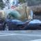 Ferrari in acqua dopo una strana manovra a Palm Beach [Video]