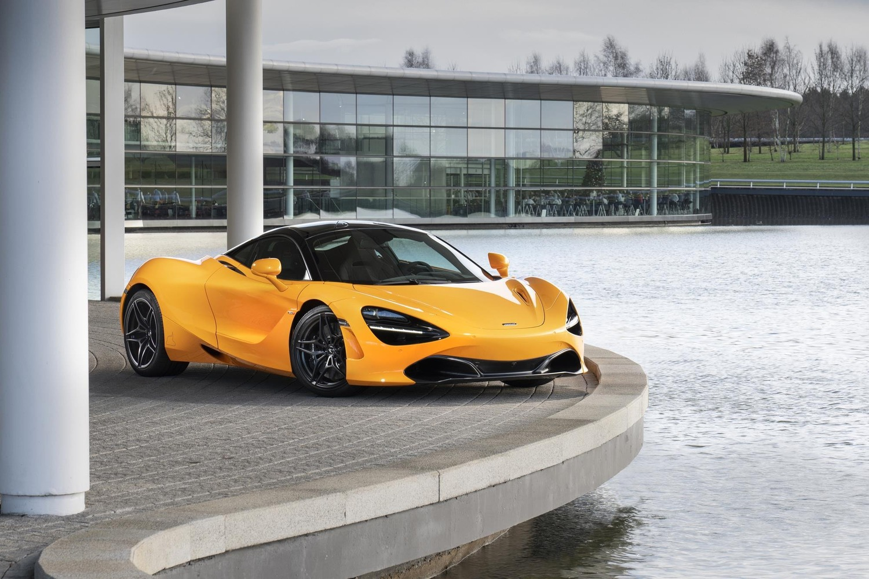 McLaren 720S Spa 68 Collection, nel segno di Bruce