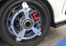 Honda Civic Type R a trazione integrale... elettrica