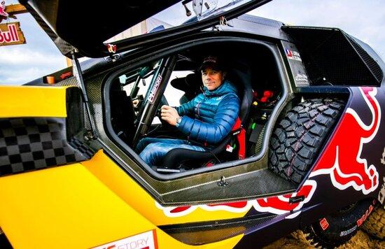 Della partita in Perù sarà anche Sebastien Loeb, ma stavolta su una Peugeot 3008DKR privata