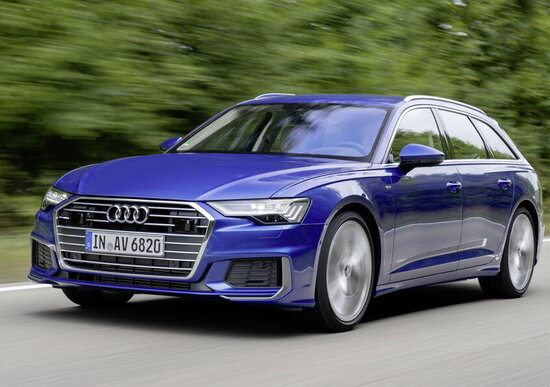 Audi ancora marchio leader in Italia nel settore Premium