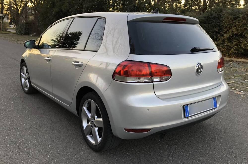 Volkswagen Golf 1.6 TDI DPF 5p. Highline del 2012 usata a Reggio Emilia (4)