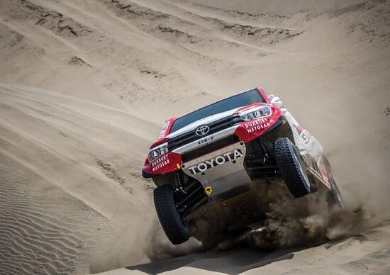 Dakar 19 Perù. Dakar e Lima, buongiorno del mattino