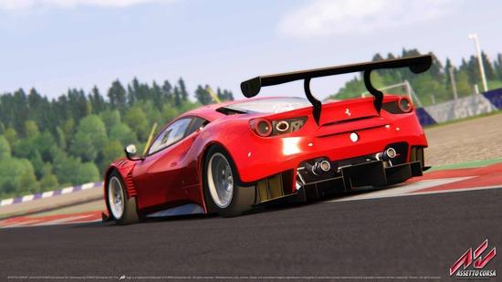 Riuscirete a domare gli oltre 500 CV del V8 di Maranello?