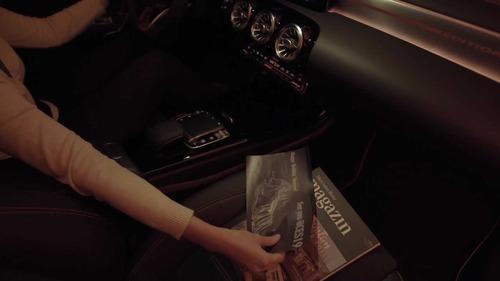 Mercedes CLA, i teaser prima del debutto (3)