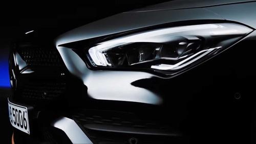 Mercedes CLA, i teaser prima del debutto (5)