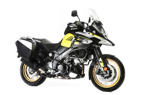 V-Strom 1000 Globe Rider