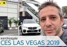 CES '19 Las Vegas, BMW: guida su Vision iNEXT e Intelligent Personal Assistant [video]