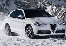 Offerta Alfa Romeo Stelvio 2019: a 290 € mese