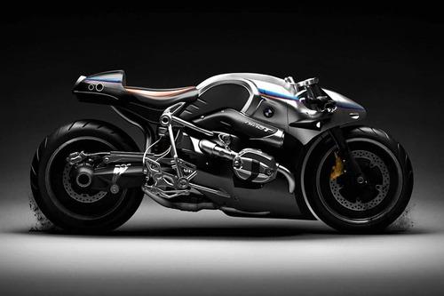 BMW R NineT Aurora Concept Motorcycle (3)