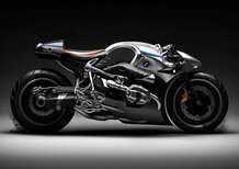 BMW R NineT Aurora Concept Motorcycle